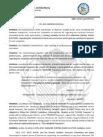 Resolution 2013 02