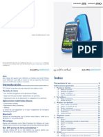 Onetouch 818_818D_828 - User Manual - Spanish