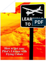 Getting Your Pilots License