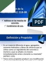 Aplicación de la Normativa ACI 318-08