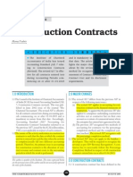 Contractual Contracts Reforms
