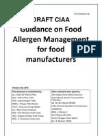 20101205_Handleiding Risicomanagement Allergenen Revised Guidance 051210