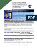 Global Pulse-2008 Election Curriculum