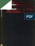 Cartan-TheTheory Of Spinors