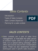 Sales Contract