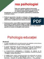 Psihologia Educatiei
