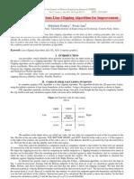 Comparison of Various Line Clipping Algorithm for Improvement