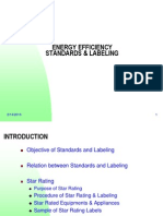 Energy Efficiency Standards & Labeling
