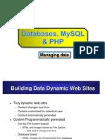 MySQL- PHP PPT