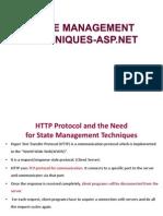 State Management Techniques-ASP.NET