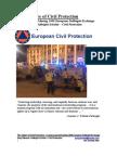 Gleason Fulbright Report on EU Civil Protection