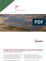 Amareleja Photovoltaic Solar Plant