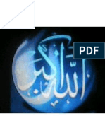 Susunan Acara Maulid Nabi Muhammad SAW 1434 H