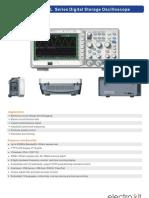 Electrokit SDS1000 Series