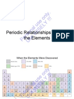 ITT Chng Ch 08 Periodic Relationships