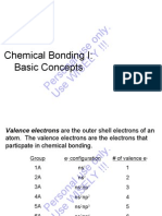 ITT Chng Ch 09 Chemical Bonding I