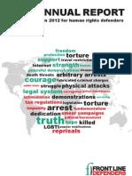 Frontline Annual Report2013 0