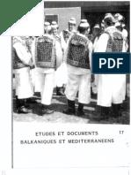 Etudes et documents Balkaniques et Mediterraneens - 17 , 1993