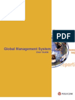 Global Management System User Guide