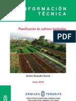 Manual de planificación de cultivos