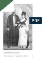 Etudes et documents Balkaniques et Mediterraneens - 21 , 1998