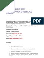 Curso Regular 2009