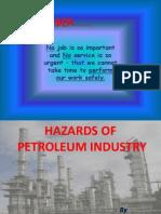 68199539 Hazards of Petroleum Industry