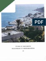 Etudes et documents Balkaniques et Mediterraneens - 25 , 2002