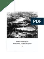 Etudes et documents Balkaniques et Mediterraneens - 28 , 2004