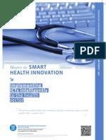 Master in Smart Health Innovation