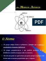 1 - Evolução do modelo atomico