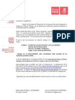 Plantilla Carta
