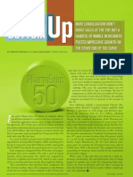50 Farmaceuticas Mas Grandes 2011