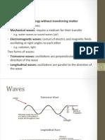 Waves - P2, week 6