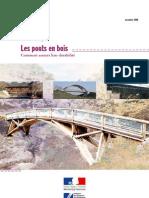 Les ponts en bois - comment assurer leur durabilité-CET