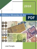 Billetes&Monedas Argentina Fenoglio 2010