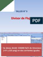 Simulacion Chemcad_taller 9
