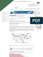 Saber Eletrônica Online __ Medidor de Potência para Transmissores