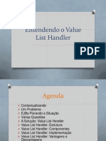 Value List Handler