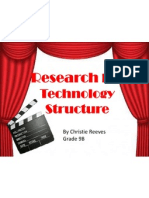 example of research cinema
