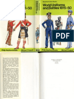 Blandford - World Uniforms and Battles 1815-50