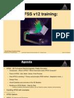 HFSSv12