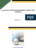 Enterprise Bank ERM Basel II Proposal