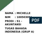 Tugas Bahasa Indonesia (Bab 2 - Bab 4)
