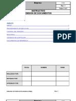 Empresa-cal-p-01- I-01 Rev. 1 Inst.emision de Documentos