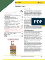 IEC British Standard Fuses