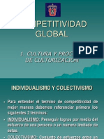 1-Cultura y Proceso de Culturizacion
