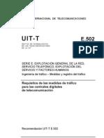 T-REC-E.502-200102-I!!PDF-S