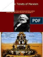 The Basic Tenets of Marxism Power Point