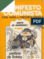 Manifesto Comunista - Em Quadrinhos